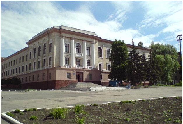 Карта Амвросиевского Района Донецкой Области Подробная
