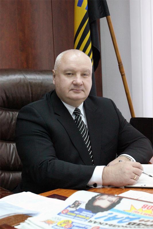 заместитель председателя Донецкой облгосадминистрации Валерий Лукашенко
