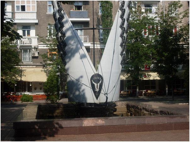 донецк бульвар пушкина донецк фото