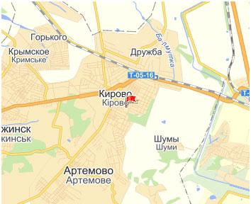 знакомства в г дзержинск донецкой области
